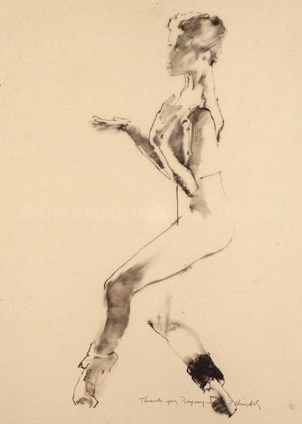 Ballet #275 (c1980s)