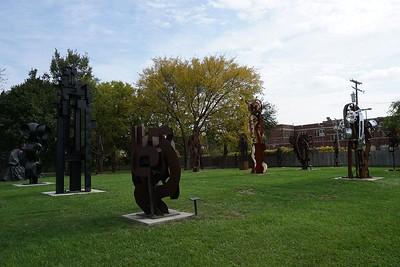 City Sculpture Park, Cass Corridor