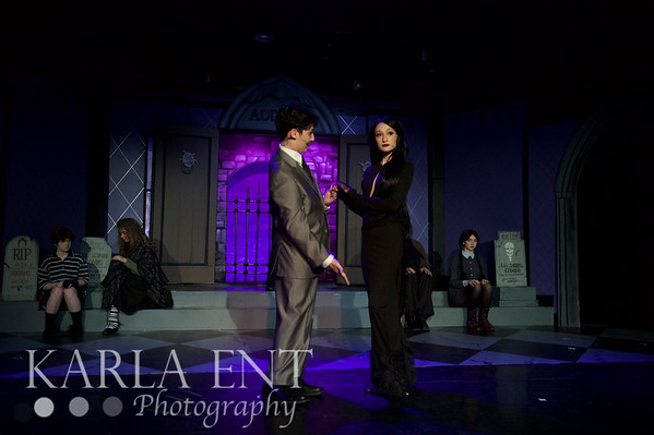 Addams Family Third Cast