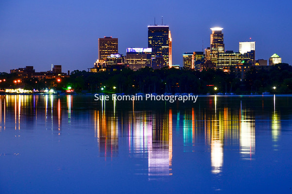 Minneapolis Skylines