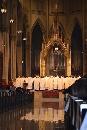 Chrism Mass 2012