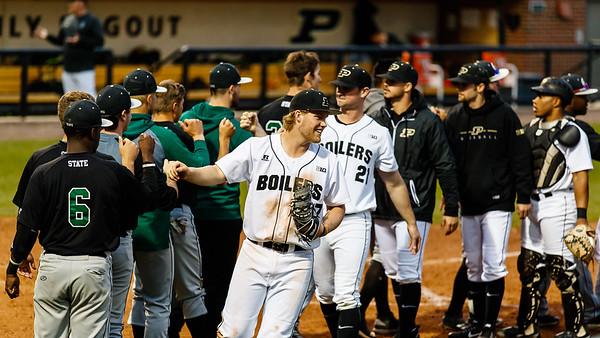 Purdue Baseball vs Chicago State 2018-4-24
