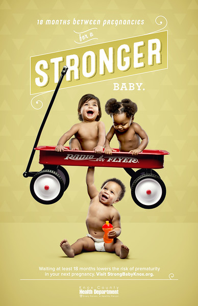 Strong Babies - Red Wagon Ad