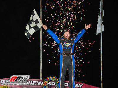 Grandview Speedway - Freedom 76 - 9/21/19 - Rick Sweeten