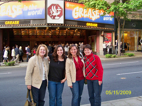 Night Out at the Fifth Ave - Grease!