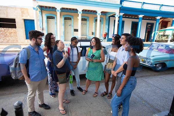 Cuba Study Abroad Trip