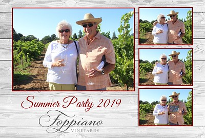 Foppiano Summer Party 2019
