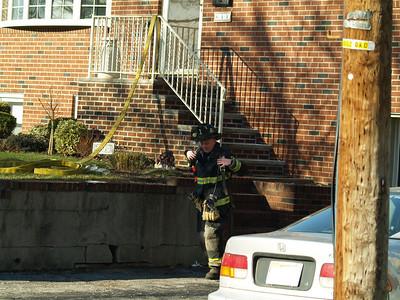 12-18-09 Oradell, NJ - Kitchen Fire
