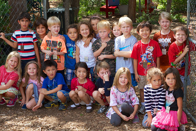 2013-2014 Christian Kindergarten