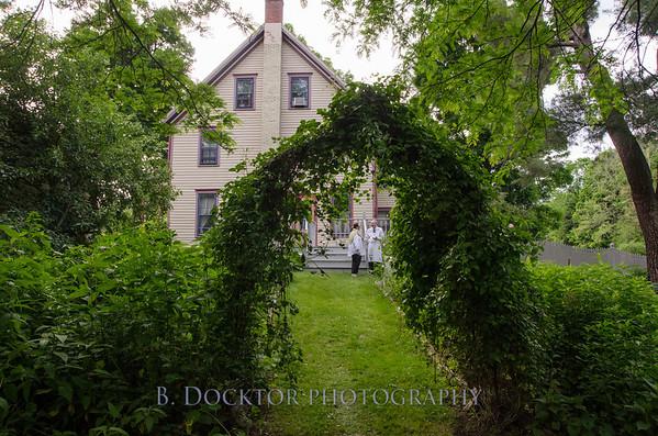 Spencertown Academy Hidden Gardens Party