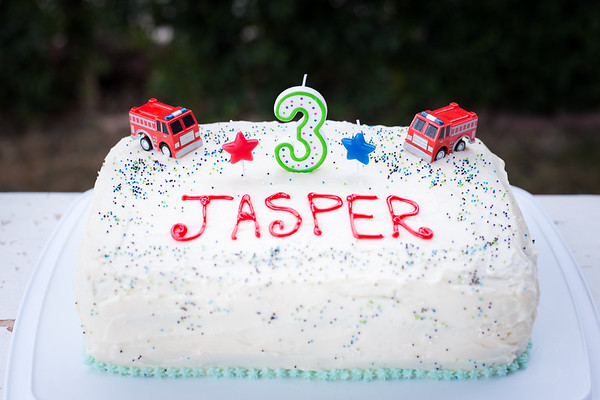 2018-Jasper's 3rd Birthday