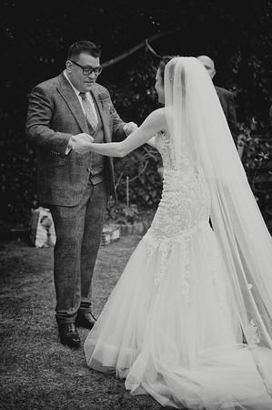 Ves and Adam Wedding Day