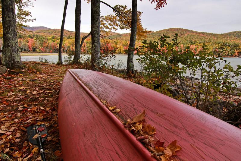 Dan Hole Lake NH