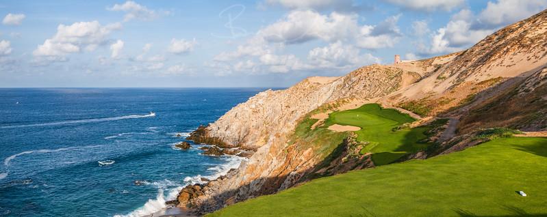 Quivira Golf Photography Cabo San Lucas