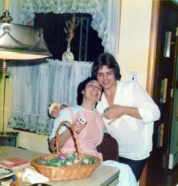 1976 Teri and Zerb Easter.jpeg