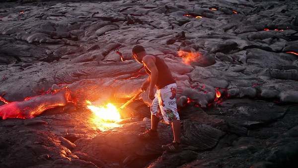 See The Lava