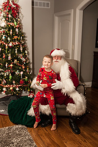 2018 Christmas Santa Visit