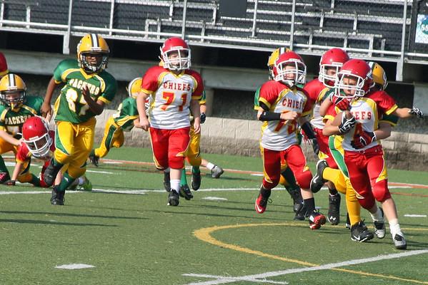Heat boys Football 2014