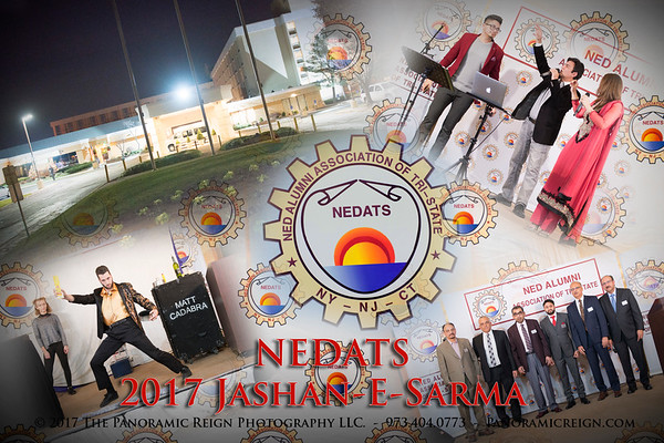 NEDATS - 2017 Jashan-e-Sarma