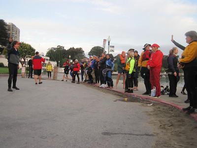 Escape From Alcatraz Triathlon 2011