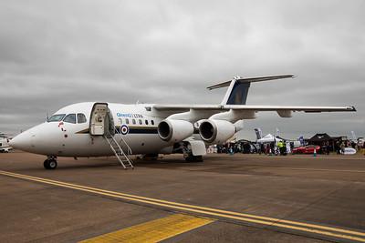 BAE RJ70