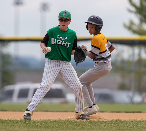Post 8 13u State Tourney at Sioux Falls - Aug. 1-2 2020