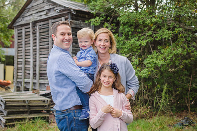 Richardson Family 2018