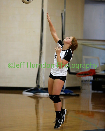 UGHS JV Volleyball 9-17-14