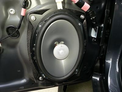 2012 Toyota Prius Front Door Speaker Installation - USA