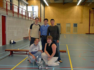 25.09.2005 - B.C. Gronsveld Open