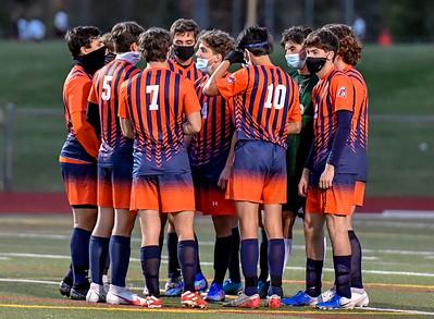 2020 East Syracuse Minoa Boys Soccer