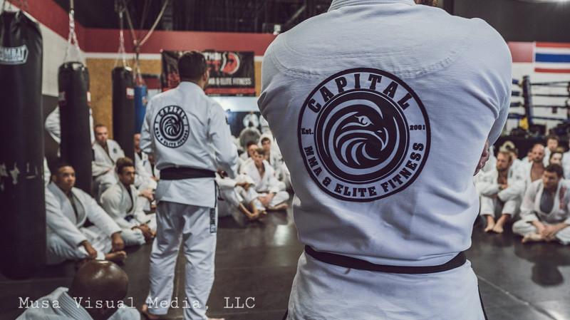 Capital Jiu Jitsu 2019 Summer Gathering