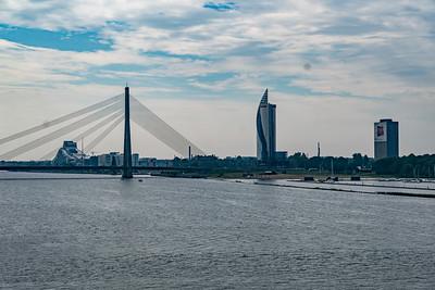 Riga Latvia Summer 2018