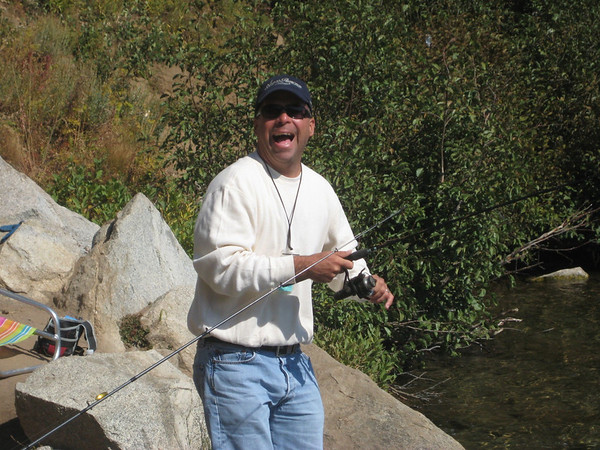 Men's Angler Retreat