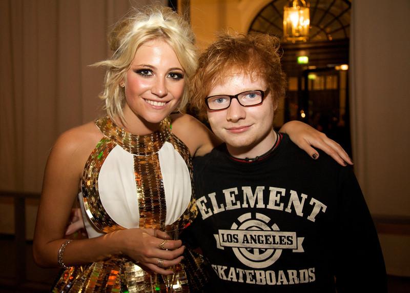Pixie Lott & Ed Sheeran