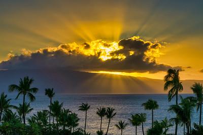 Maui, Hawaii, December 2018