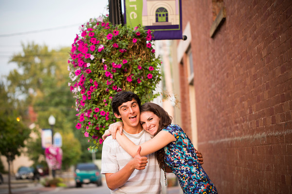 Shira & Jacob: 2014 Seniors