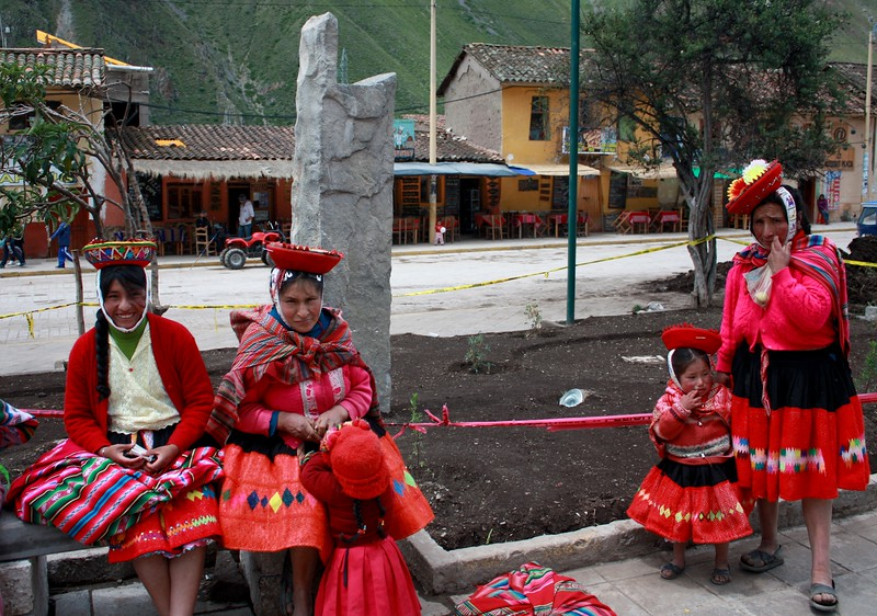 Sacred Valley faces