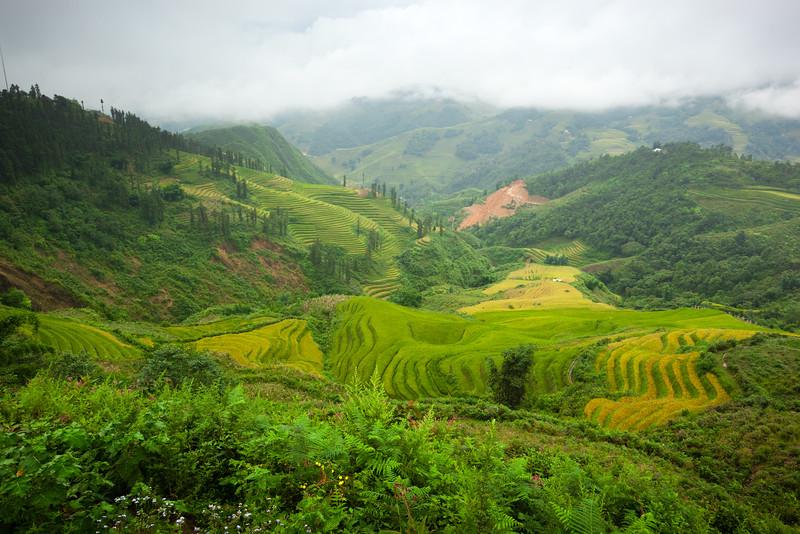 2011 09/18 to 09/19: Lào Cai, Bắc Hà, Sa Pa