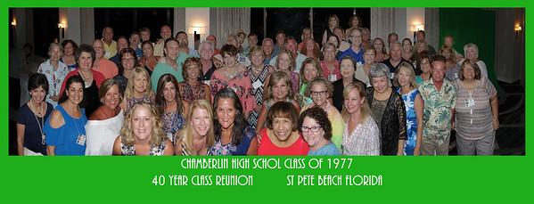 CHS Classs of 77 - 40th Reunion