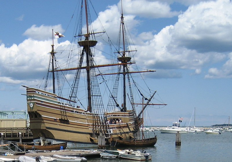Mayflower II, plymouth massachusetts