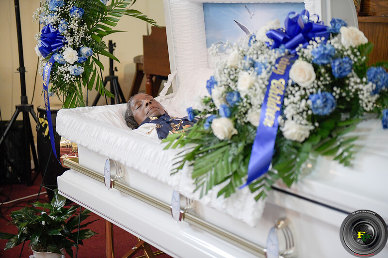 Aunt Dorothy Huston Funeral Service
