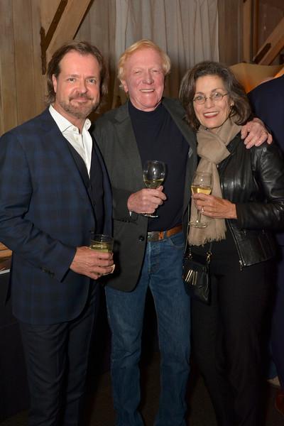 James Demmert and Jim and Nikki Wood