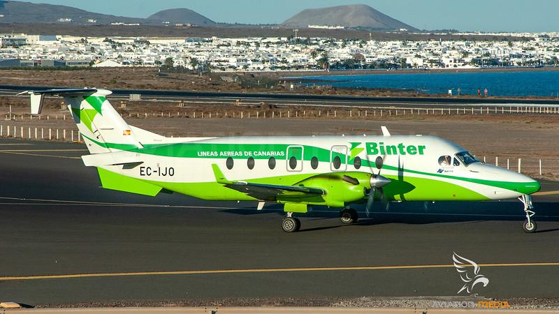 Binter Canarias / Beech 1900D / EC-IJO