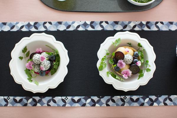 Reale dishware tablesetting High resolution by Yuka Katada