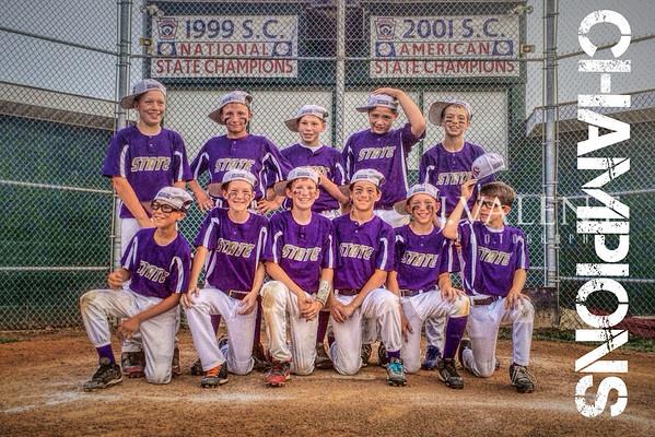 2015 Little League - Majors