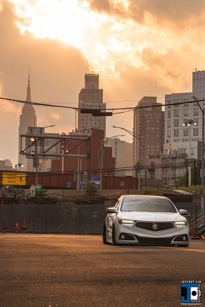 Acura TLX Meet July 2021