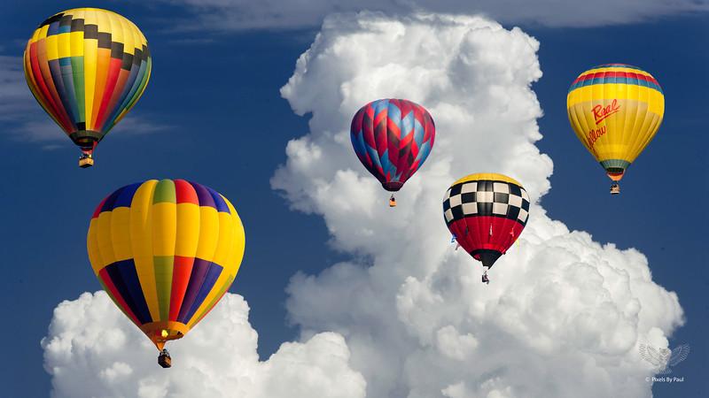Bolder Balloons