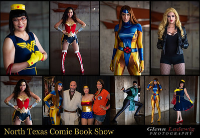 North Texas Comic Book Show 2018