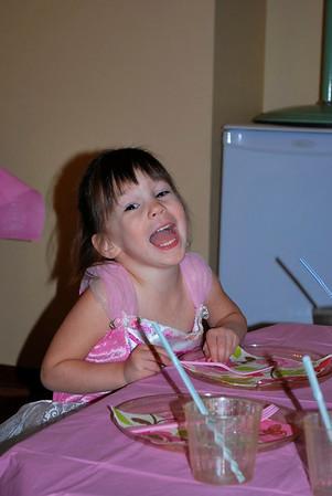 Shiloh's 3rd Birthday - Ballerinas